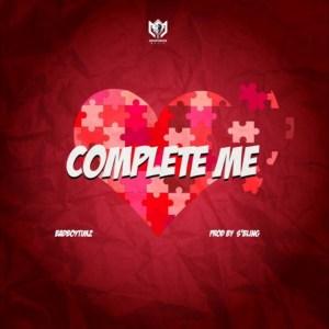 Bad Boy Timz - Complete Me